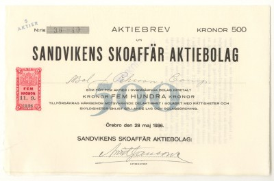 A1705_Aktie_Sandvikens_Skoaffar_1_1000